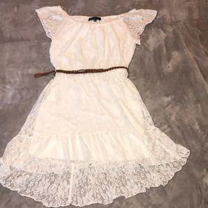 Heart Soul Lace Dress